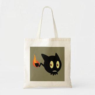 Coal Tar Budget Tote Bag