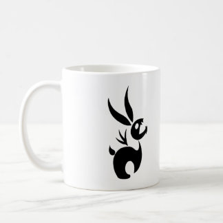 Coal the Shadow Rabbit Coffee Mug