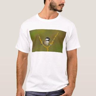 Coal Tit Bird Resting T-Shirt