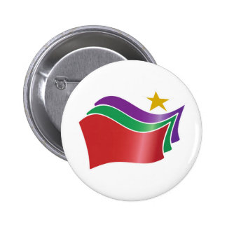 Coalition of the Radical Left SYRIZA Button