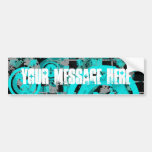 COAlitionz. Customisable Message. Bumper Sticker