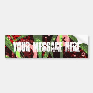 COAlitionz Customizable Message Bumper Stickers