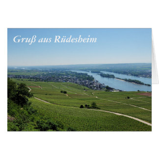 Coarse home on the Rhine Card
