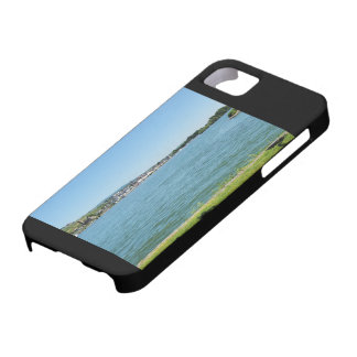 Coarse home on the Rhine Case For The iPhone 5