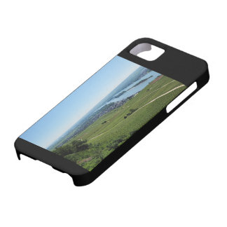 Coarse home on the Rhine iPhone 5 Case