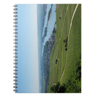 Coarse home on the Rhine Notebooks