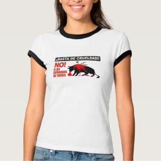 COARSE OF CRUELTY NOT TO THE BULL RUNS T-Shirt