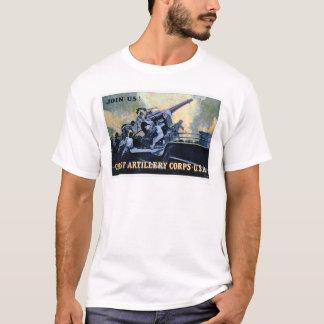 Coast Artillery Corps (US02042) T-Shirt