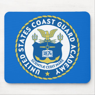 Coast Guard Academy Mouse Pad