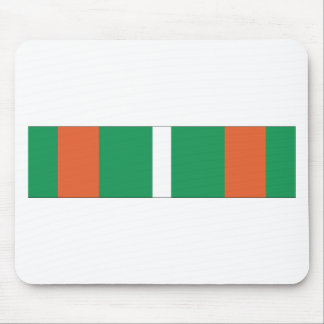 Coast Guard Achievement Ribbon Mouse Pad