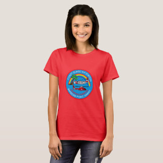 Coast Guard Air Station Barbers Point Hawaii T-Shirt