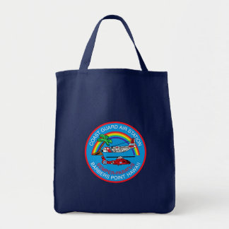 Coast Guard Air Station Barbers Point Hawaii Tote Bag