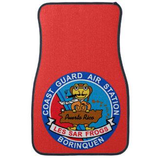 Coast Guard Air Station Borinquen Puerto Rico Car Mat