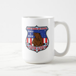 Coast Guard Air Station Kodiak Alaska Coffee Mug