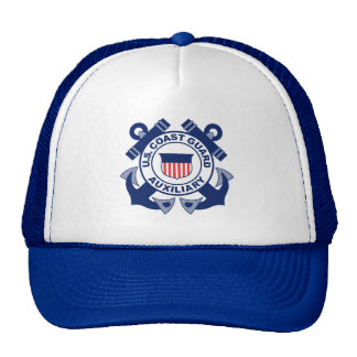 Coast Guard Auxiliary Cap