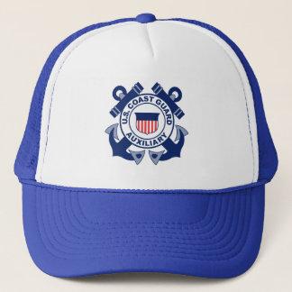 Coast Guard Auxiliary Trucker Hat