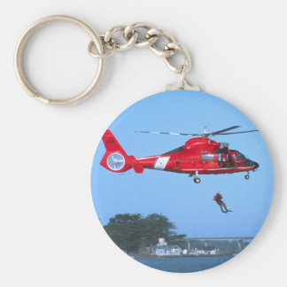 Coast Guard Chopper Key Chain