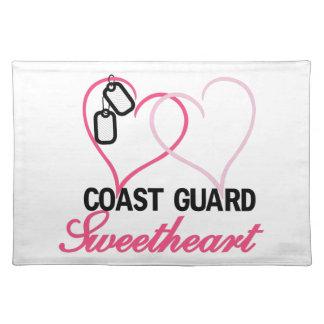 Coast Guard Placemats