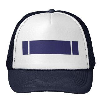 Coast Guard Expert Pistol Ribbon Cap