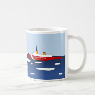 Coast Guard Ice Breaker Ceramic Mug