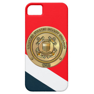 Coast Guard iPhone 5 Cover