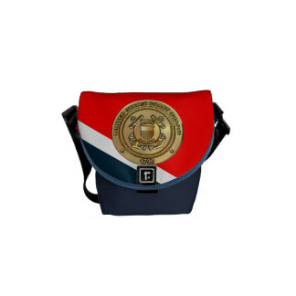 Coast Guard Messenger Bags