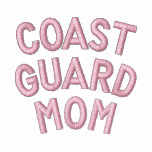 Coast Guard Mum Embroidered Hoody