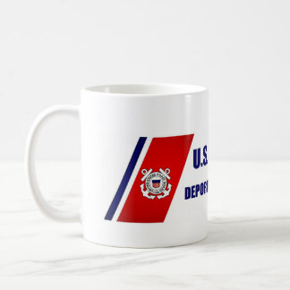 Coast Guard Pride Coffee Mug