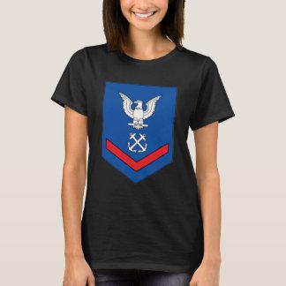 Coast Guard Rank E-4 Third Class Petty Officer T-Shirt