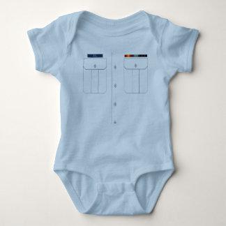Coast Guard Trop Shirt Baby Jumper