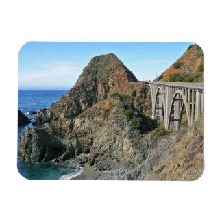 Coast Highway 1 - Big Creek Bridge Magnet