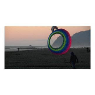 Coast Kites Photo Card