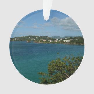 Coast of St. Lucia Ornament