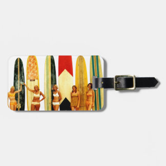 Coast of the Biarritz Basques Luggage Tag