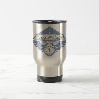 Coast the Coast Coffee Mugs