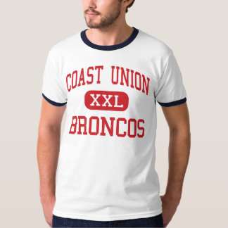 Coast Union - Broncos - High - Cambria California T-Shirt