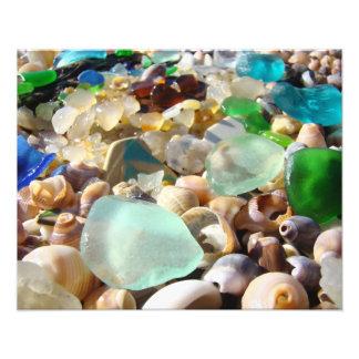 Coastal Beach Seaglass Photography art prints Photograph