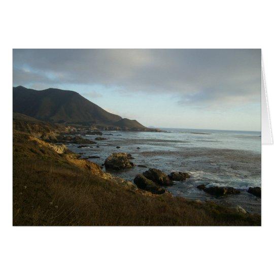 Coastal California - Hwy 1 Card