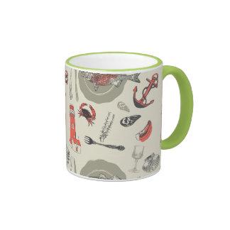 Coastal Coffee Mugs