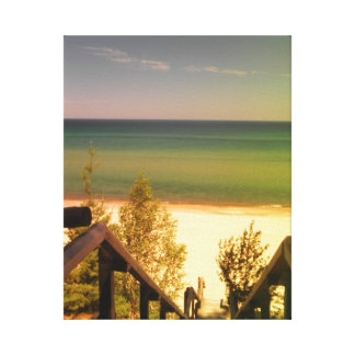 Coastal Color Canvas Prints