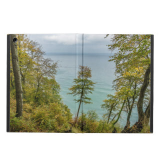 Coastal forest on the Baltic Sea coast iPad Air Cover