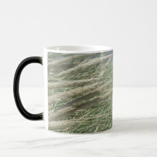 Coastal Grasses, Ocean View Coffee Mugs