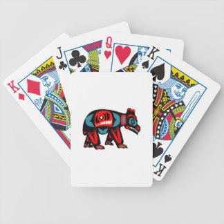 Coastal Journey Bicycle Playing Cards