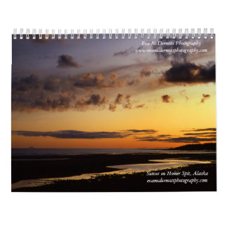 Coastal Light Wall Calendars