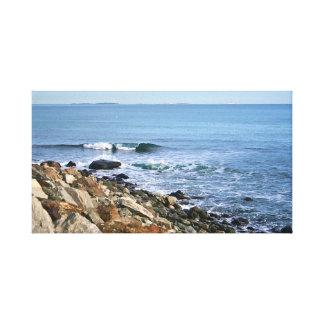Coastal New England Canvas Print