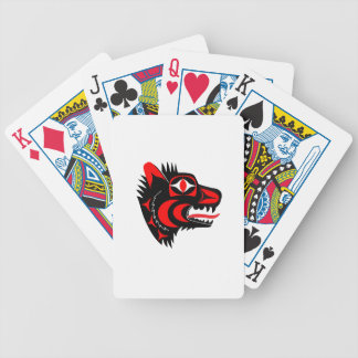 Coastal Protector Bicycle Playing Cards