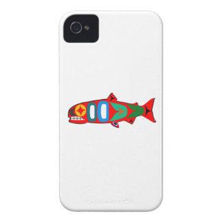 Coastal Salmon Case-Mate iPhone 4 Case