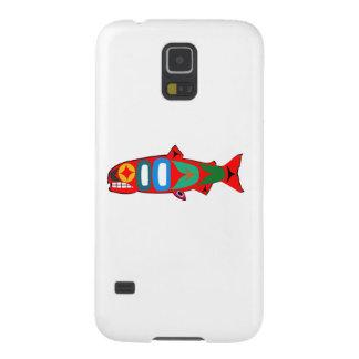 Coastal Salmon Galaxy S5 Case