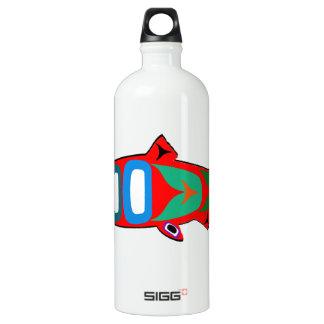 Coastal Salmon Water Bottle