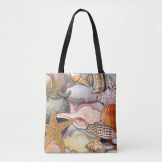 Coastal | Shells Tote Bag